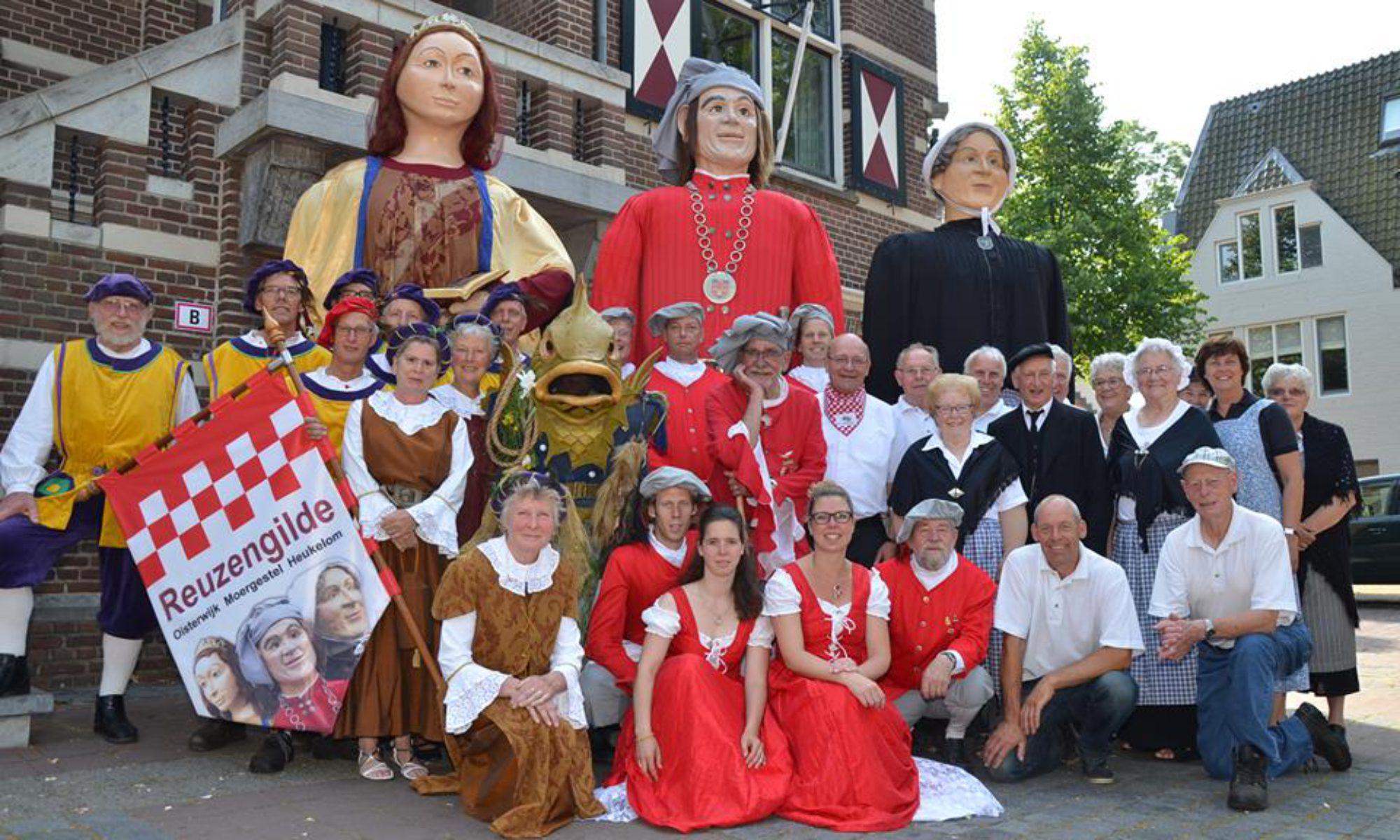 Stichting Reuzengilde Oisterwijk, Moergestel, Heukelom